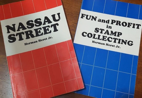 The 1st 2 books published by the legendary Herman Herst.