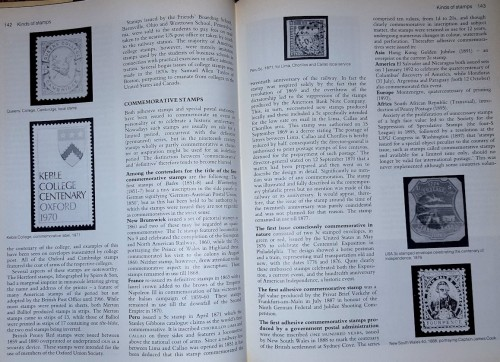James Mackay: Guinness Book of Stamps, Interior