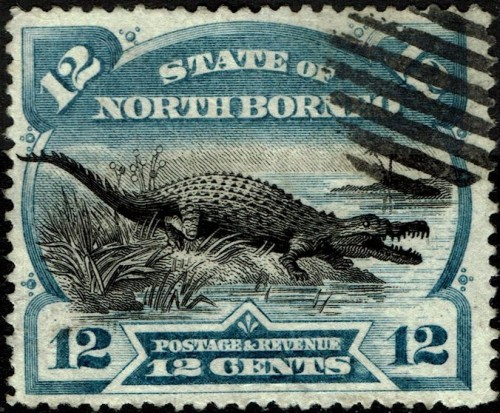 North Borneo, Scott Nr 65a (1894)