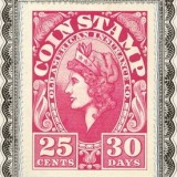 frame-surrounding-coin-stamp-cinderella