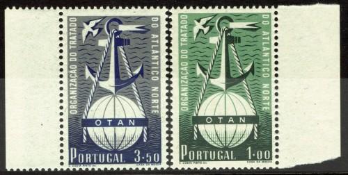 Portugal 747-48 (1952)