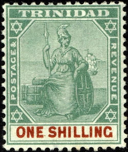 Trinidad, Scott Nr 85 (1896)