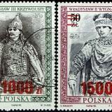 Poland-Scott-Nr-2316-17-1991