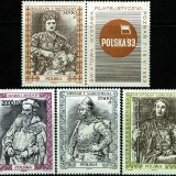 Poland-Scott-Nr-3141-44-1993