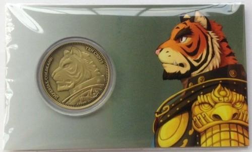 Coldland Coin 10c General Kaplonic In Presentation Packaging 2013