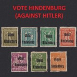Germany-Vote-Hindenburg