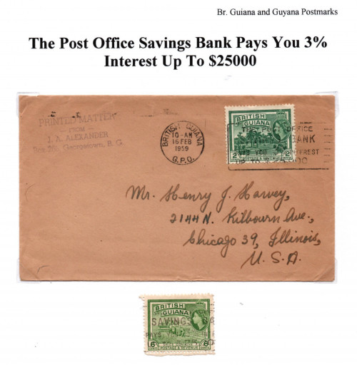 guyana post office savings