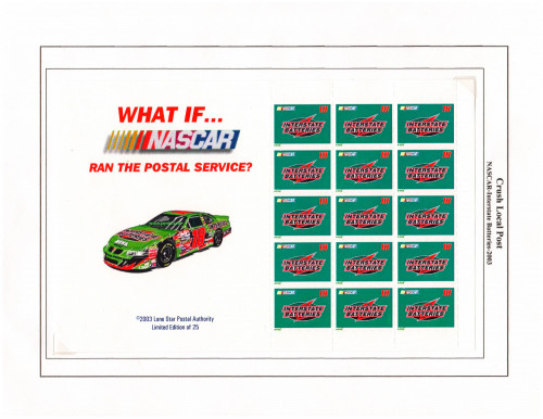 CrushLP 20030314 18 NASCAR & Interstate Batteries